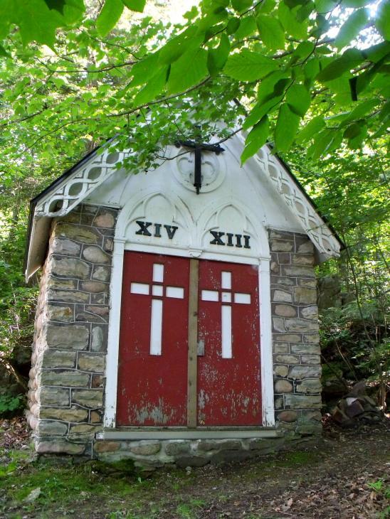 Cliquez sur l'image pour la voir en taille réelle  Nom : sanctuaire à Rigaud 016.jpg Affichages :505 Taille :100,8 Ko ID : 60189